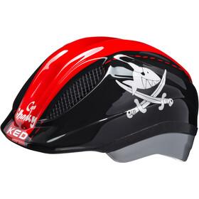 KED Meggy Originals Helmet Kids sharky red